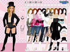Britney Spears Circus Juego Online Juegos Pomu