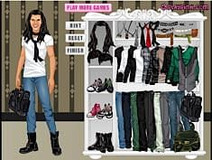 Jacob Twilight Dress Up