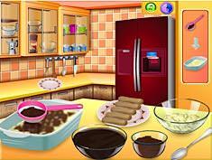 Juejos De Cocina   Juegos De Cocina Con Sara Online Gratis Juegosjuegos Com
