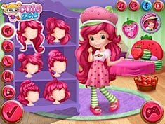 Strawberry Shortcake Fashion