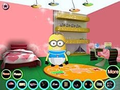 Baby Minion Room Decor