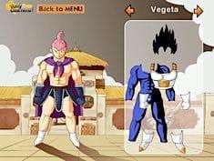 Dragon Ball Dress Up Juego Online En Juegosjuegos