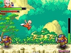 Dragon Ball Fierce Fighting V2.1