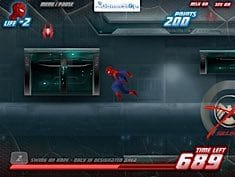 Ultimate Spiderman TZA