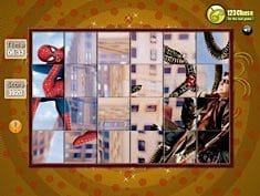 Spin N Set Spiderman 2