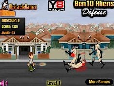 Ben 10 Aliens Defense