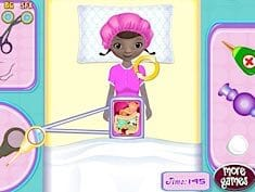 Doc McStuffins At The Hospital