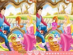 Princess Aurora 10 Differences