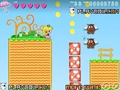 Princess Peach Adventurs