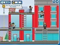 Gry Lego City Online Pomu