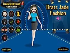 Bratz Jade Fashion