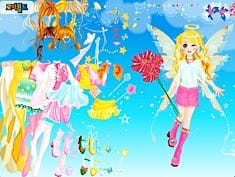 Yellow Fairy Dress Up