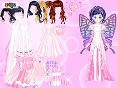 Pink Fairy Dress Up