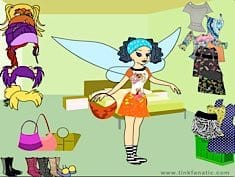 Tinkerbell Dress Up 4