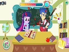 Equestral Naughty School Day