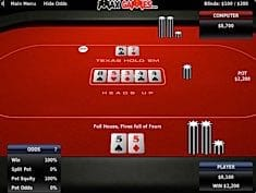 Texas Hold 'Em Poker: Head Up