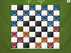 Master of Checkers