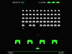 Space Invaders !