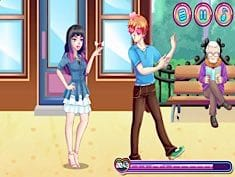 Flirting Makeover Mobile