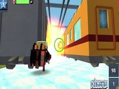 Kogama Subway Surfer