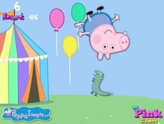 George Pig Kick Up