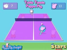 Table Tennis Peppa Pig