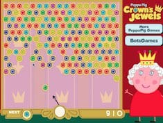 Peppa Pig Crowns Jewels