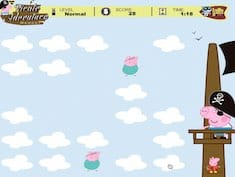 George Pig Pirate Adventure