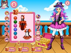 Descendants Cj Hook Dress Up