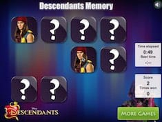 Descendants Memory