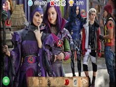Descendants Hidden Objects