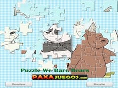 Puzzle We Are Bears