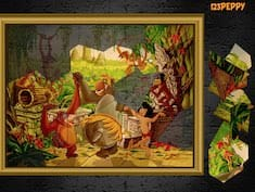 Puzzle Mania Jungle Book
