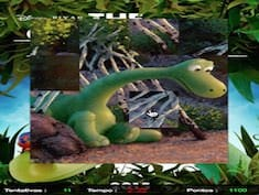 The Good Dinosaur Puzzle 2