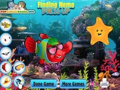 Finding Nemo Dress-Up