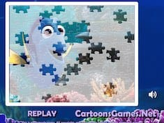 Finding Dory Sort My Jigsaw