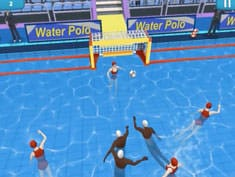 Summer Sports Water Polo