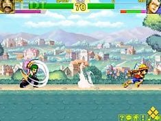 One Piece Fighting CR Sanji