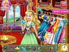 Sleeping Princess Closet