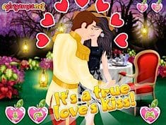 Snow White True Love Kiss