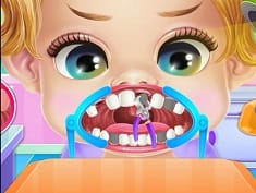 Baby Princess Dentist Brackets
