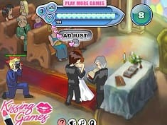 Kiss the Bride Flash Game