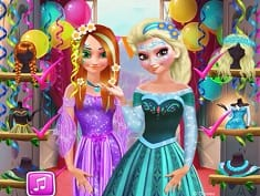 Disney Makeover Anna and Elsa