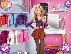 Barbie's Style Statement