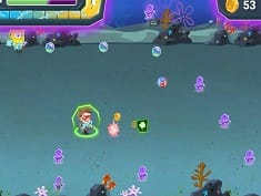 NICK BLOCK PARTY online game | POMU Games