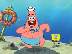 Spongebob Squarepants Hero's Choice