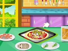 Cooking Fever Pizza Maker