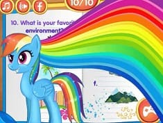 Wich My Little Pony are You?