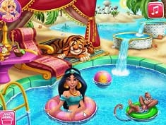 Arabian Princess Swimming Pool