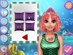 Mermaids Makeup Salon